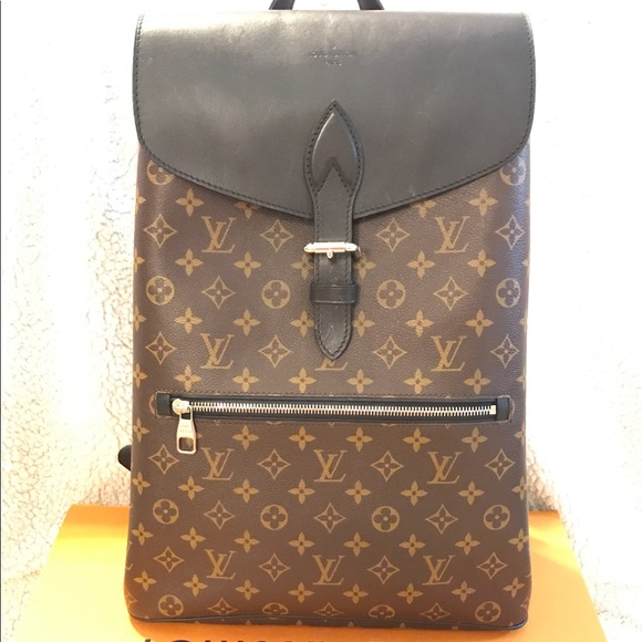 Louis Vuitton Handbags - Limited Louis Vuitton Monogram Palk Backpack 26b4e22f319f5